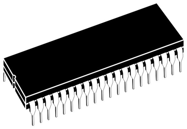 Microcontroller ATMEL ATmega32-16PU
