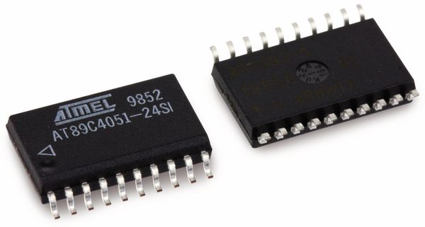 Microcontroller AT89C4051-24SI