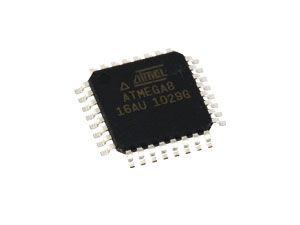 Microcontroller ATMEL ATmega8-16AU