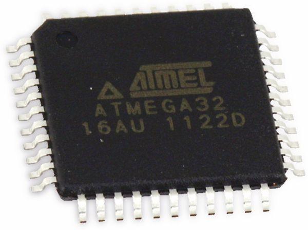 Microcontroller ATMEL ATmega32-16AU