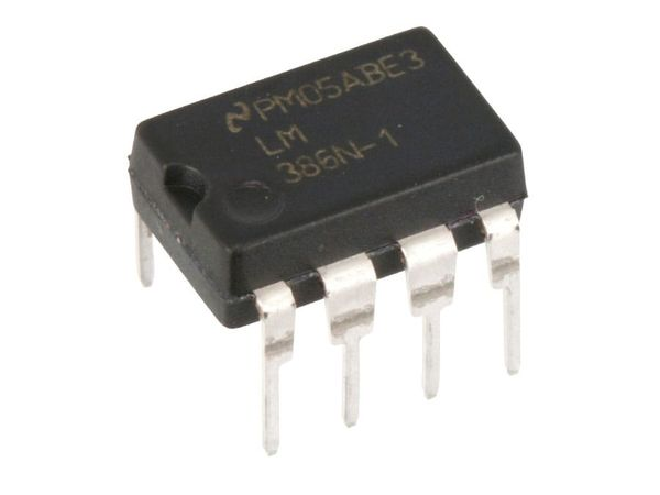 Audio-Verstärker LM386N/KA386/LM386UTC