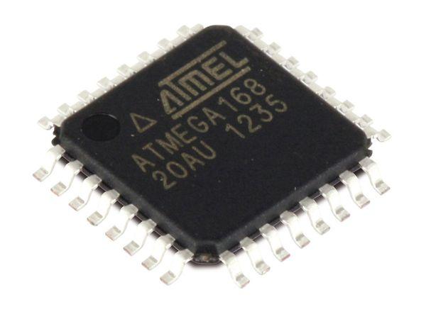 Microcontroller ATMEL ATmega168-20AU