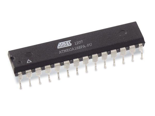 Microcontroller ATMEL ATmega168PA-PU