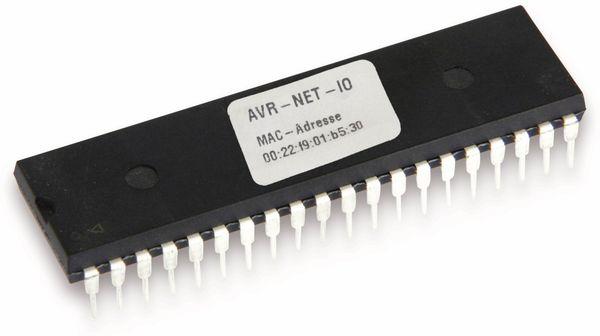 Hauptprozessor für AVR-NET-IO, programmiert, ATMEL ATmega32-16PU - Produktbild 2
