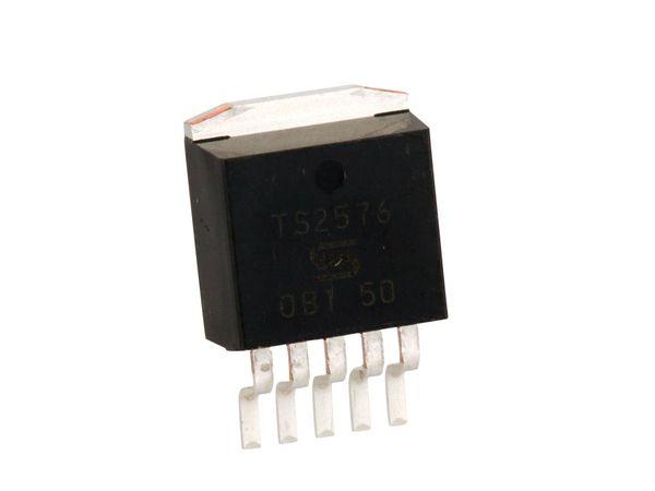 SMD-Spannungsregler TS2576CM550 RN - Produktbild 2