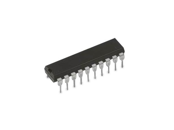 Microcontroller ATMEL ATtiny2313A-PU