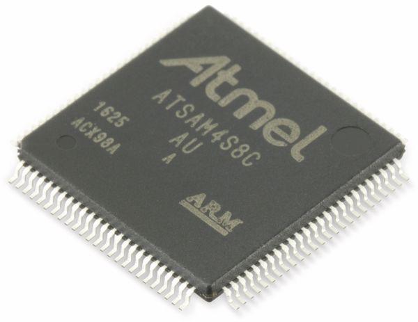 Microcontroller ATMEL ATSAM4S8CA-AU - Produktbild 2