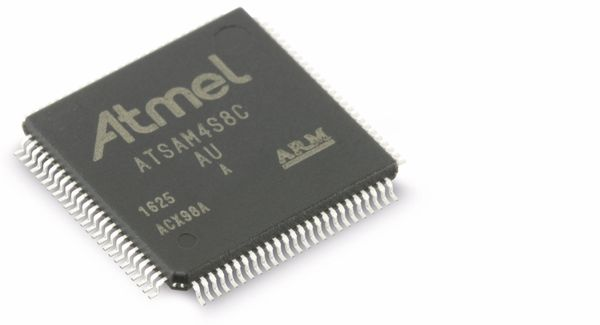 Microcontroller ATMEL ATSAM4S4CA-AU
