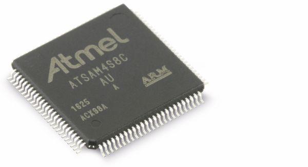 Microcontroller ATMEL ATSAM4S16CA-AU