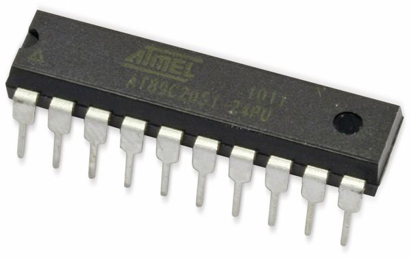 Microcontroller ATMEL AT89C4051-24PU
