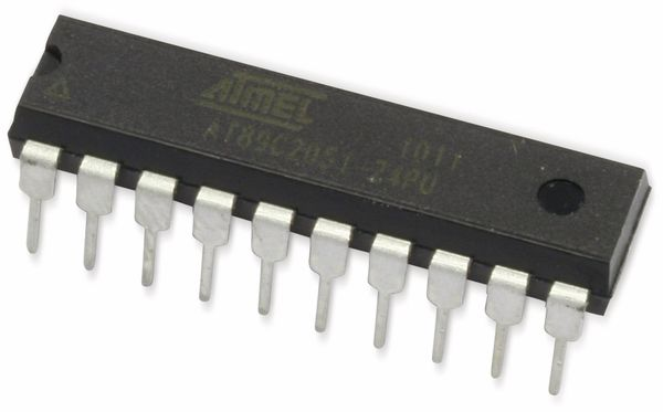 Microcontroller ATMEL AT89C2051-24PU