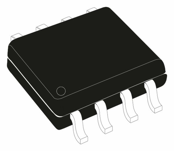 SMD Dual-Operationsverstärker TEXAS INSTRUMENTS LM258D