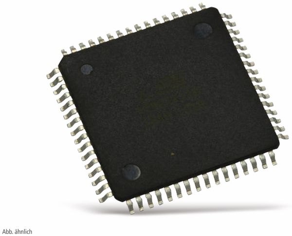 Microcontroller ATMEGA128-16AU, ATMEL, TQFP 64