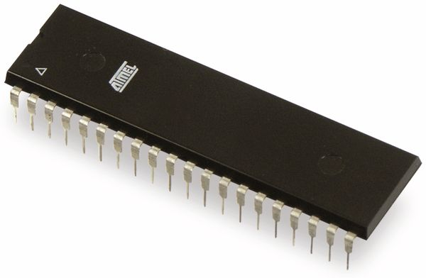Microcontroller ATMEL ATMEGA16A-PU