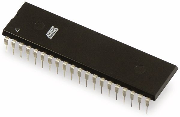 Microcontroller ATMEL ATMEGA16L-8PU
