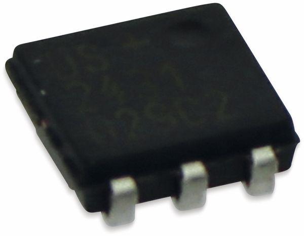 EEPROM, Maxim, DS2431P+, TSOC-6, 1 kbit, -40°C bis +85°C