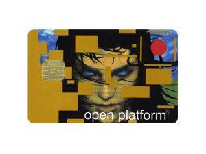 Smartcard Goldwafer