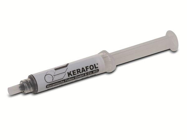 KERATHERM®-Wärmeleitpaste KP 99, Wärmeleitfähigkeit 9,2 W/mK, 3 ml Spritze