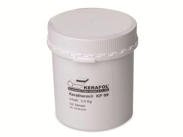 KERATHERM®-Wärmeleitpaste KP 99, Wärmeleitfähigkeit 9,2 W/mK, 500 g Dose