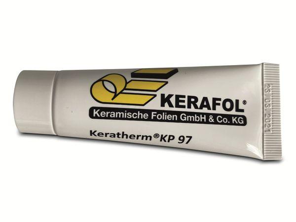 KERATHERM®-Wärmeleitpaste KP 97, Wärmeleitfähigkeit 5 W/mK, 30 g Tube