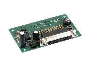 Ansteuerplatine für LC-Display DataVision