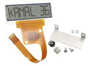 LC-Display für Modulator-Bausatz 605063