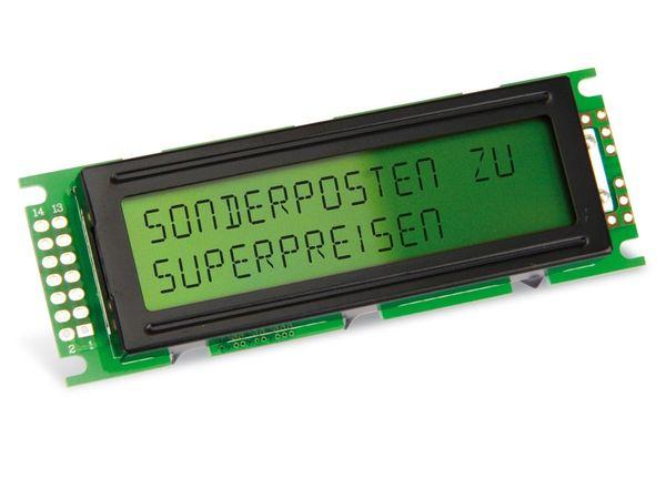 LCD-Modul TC1602E-01