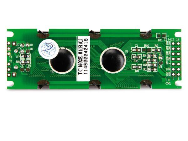 LCD-Modul TC1602E-01 - Produktbild 2