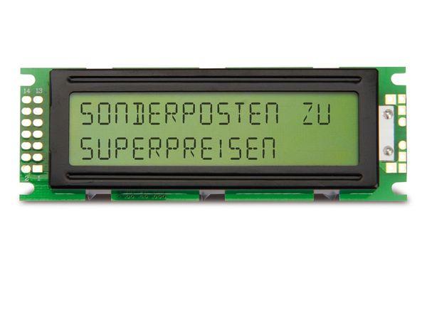 LCD-Modul TC1602E-01 - Produktbild 3