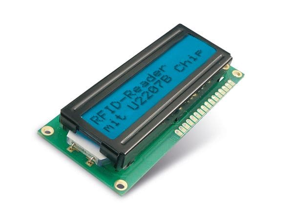 LCD-Modul TC1602A-08