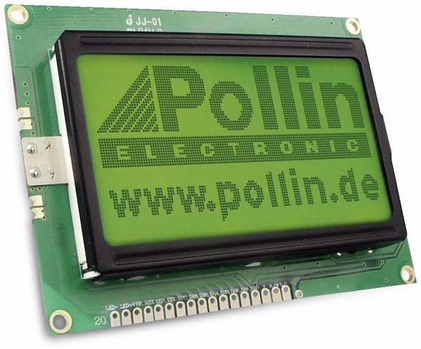 LCD-Modul TG12864B-05 - Produktbild 2