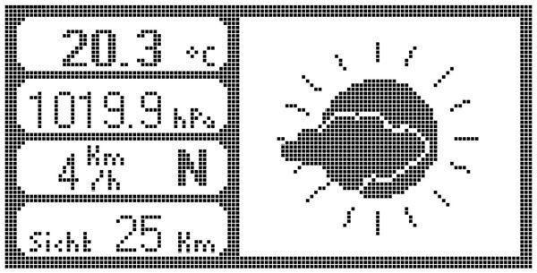 LCD-Modul TG12864B-05 - Produktbild 3