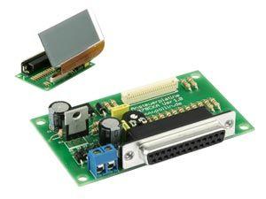 Anschlussplatine für LC-Display Sharp M078CKA