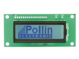 LCD-Modul DATAVISION DG-12232