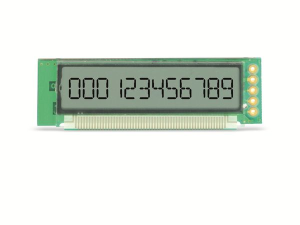 LCD-Modul SAMSUNG UC121902-TNARX-A