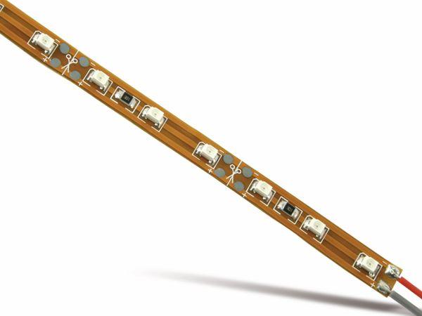LED-Strip hochflexibel, EEK: B, 2,4 W, 20 lm, 33x rot