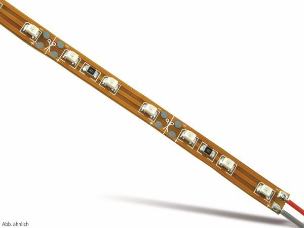LED-Strip hochflexibel, EEK: A, 2,4 W, 66 lm, 33x weiß