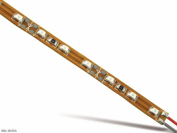 LED-Strip hochflexibel, 2,4 W, 68 lm, 33x grün