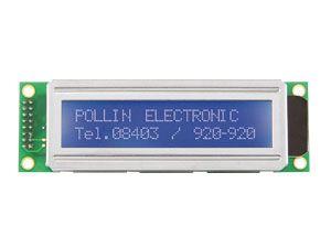LCD-Modul BATRON BTHQ22005VSS-13
