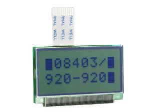 LCD-Modul C0802-04