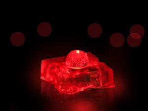 Super-Flux LED, rot - Produktbild 2
