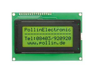 LCD-Modul TC1604A-01
