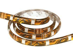 LED-Strip hochflexibel, 150 LEDs RGB, Länge 5 m
