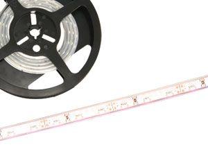 LED-Strip, flexibel, 66x rot, ideal als Fuge - Produktbild 1