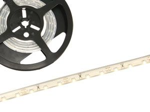 LED-Strip, flexibel, 66x warmweiß, ideal als Fuge - Produktbild 1