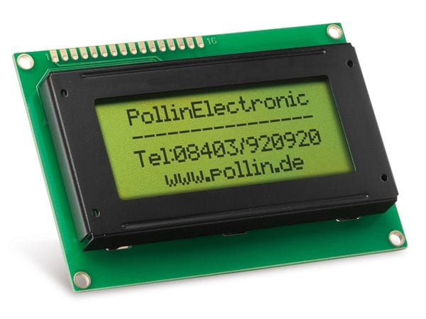 LCD-Modul TC1604A-05