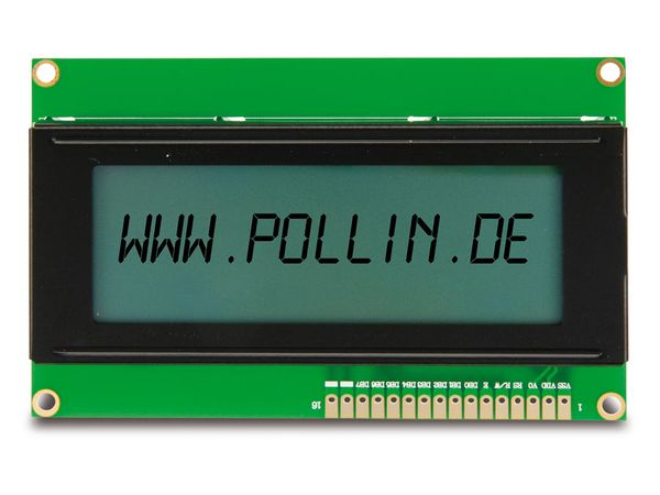 LCD-Modul TC2004A-05 - Produktbild 2