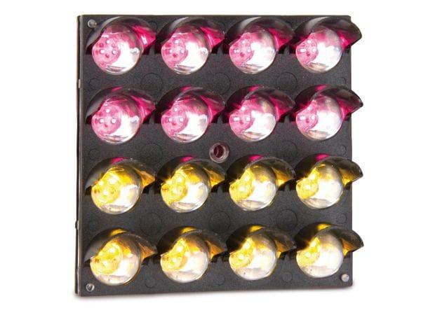 LED-Matrix OPTO-14431EG, rot/grün, 4x4