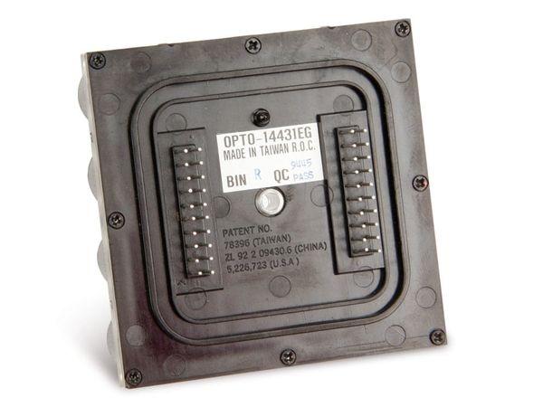 LED-Matrix OPTO-14431EG, rot/grün, 4x4 - Produktbild 4