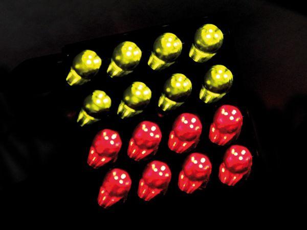 LED-Matrix OPTO-14431EG, rot/grün, 4x4 - Produktbild 5